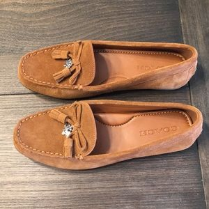 79012a87a28 Coach Shoes - Coach Greenwich Tassel Loafers